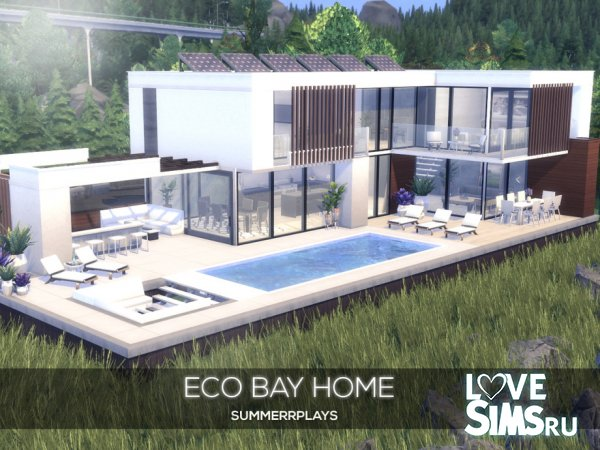 Дом Eco Bay Home