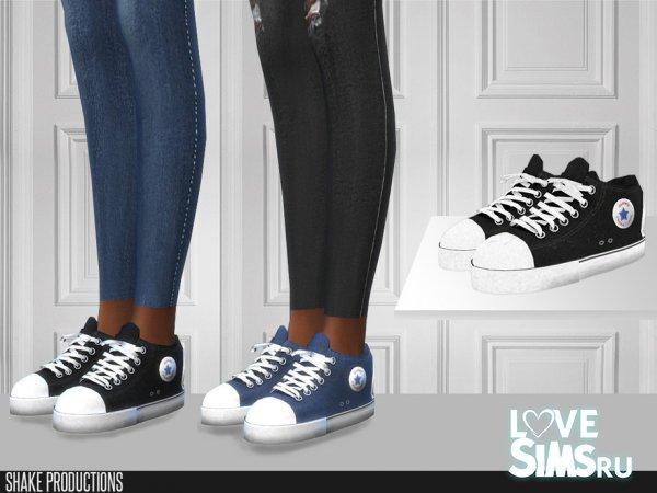 Кеды Sneakers 455