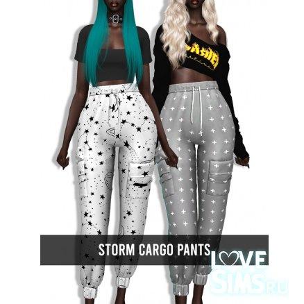 Брюки Storm Cargo Pants