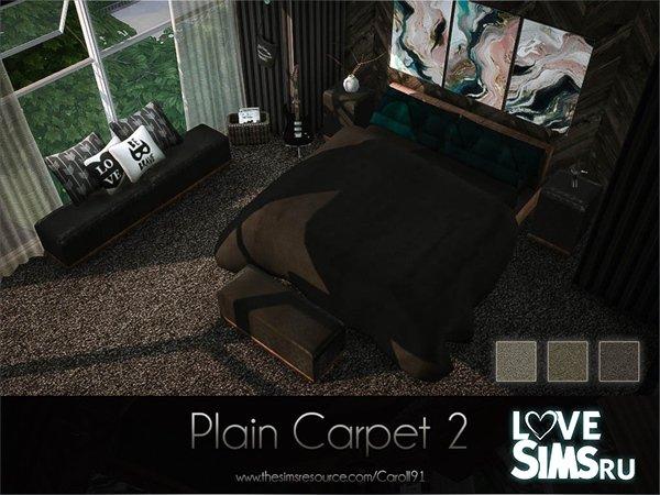 Ковровое покрытие Plain Carpet 2