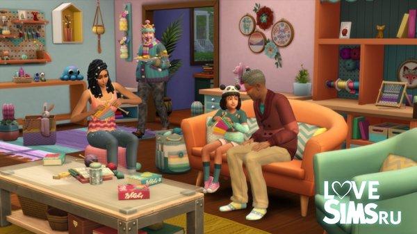 Коды для The Sims 4 Нарядные нитки