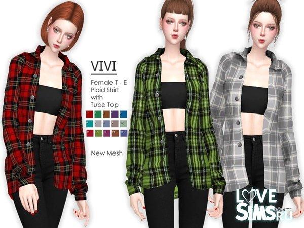 Рубашка VIVI - Farm Style Shirt