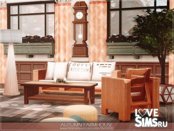 Дом Autumn Farmhouse