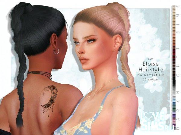 Прическа Eloise от DarkNighTt