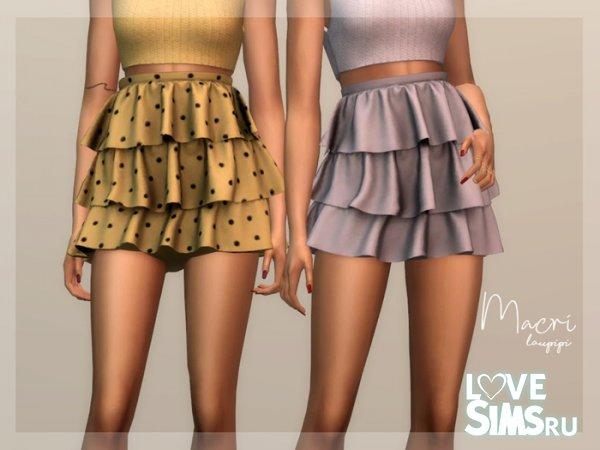 Юбка Macri Skirt от Laupipi