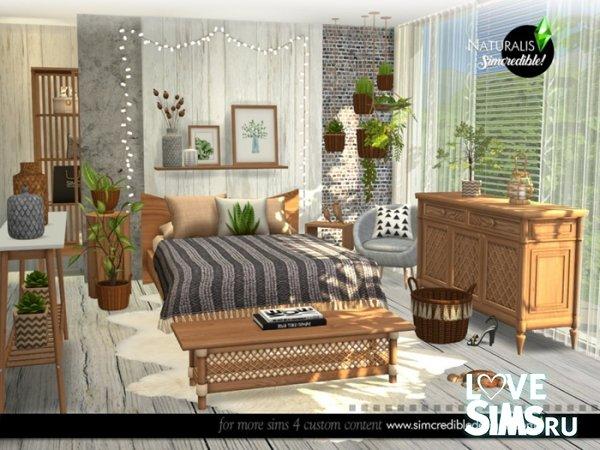 Мебель Naturalis Bedroom