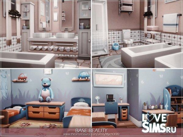 Дом Base Beauty от MychQQQ