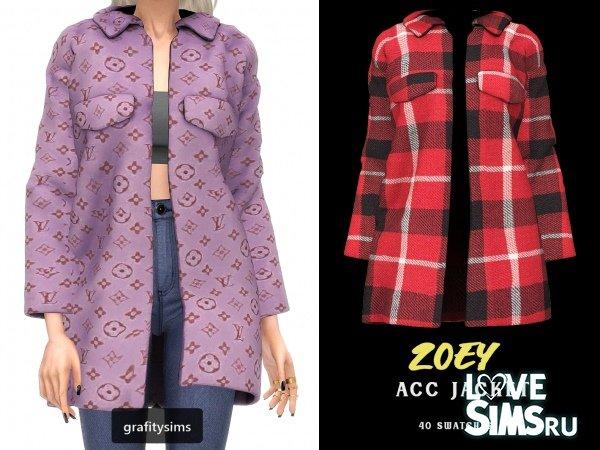 Куртка Zoey Acc Jacket