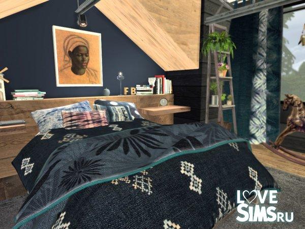 Комната Denim Dreams от Fredbrenny