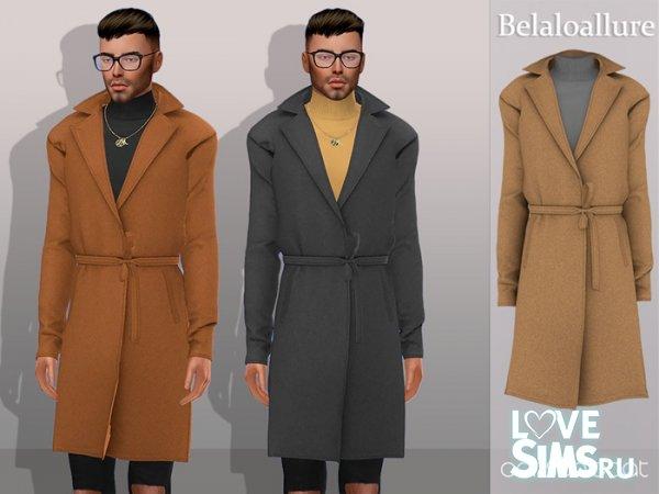 Пальто Carlson от Belaloallure