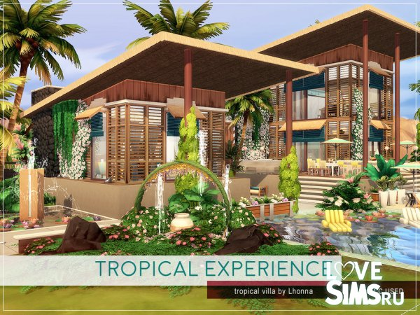Вилла Tropical Experience