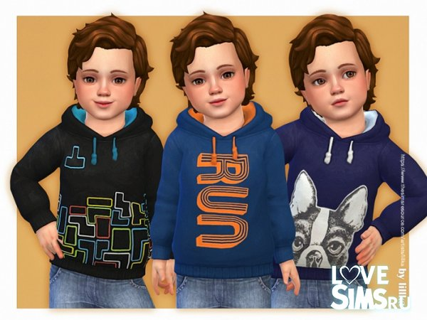 Худи Toddler Boys 09 от Lillka