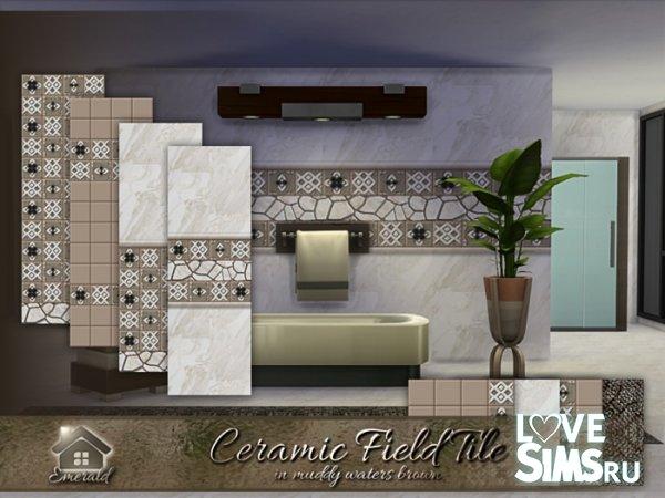 Плитка Ceramic Field Tile