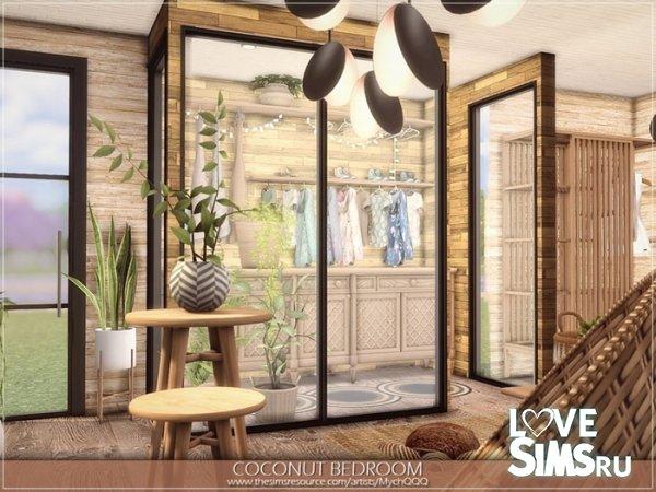 Спальня Coconut Bedroom