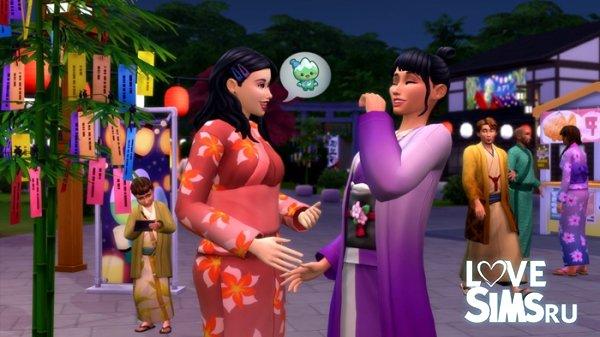 Возможности дополнения The Sims 4 Снежные просторы