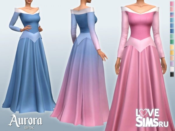 Платье Aurora от Sifix