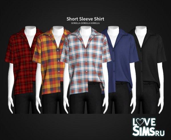Рубашка Short Sleeve Shirt