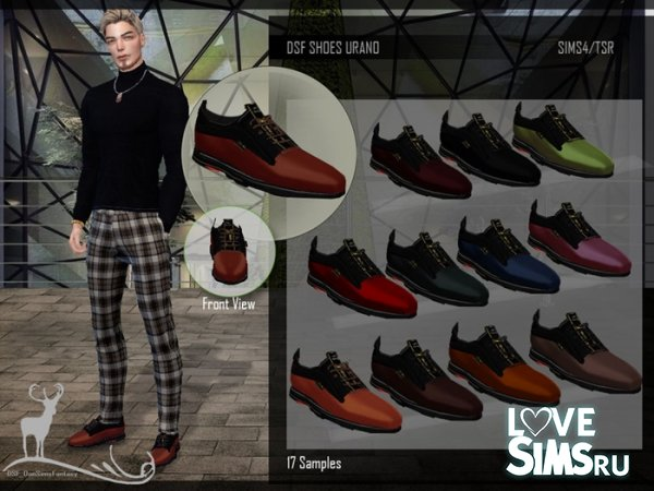 Туфли SHOES URANO