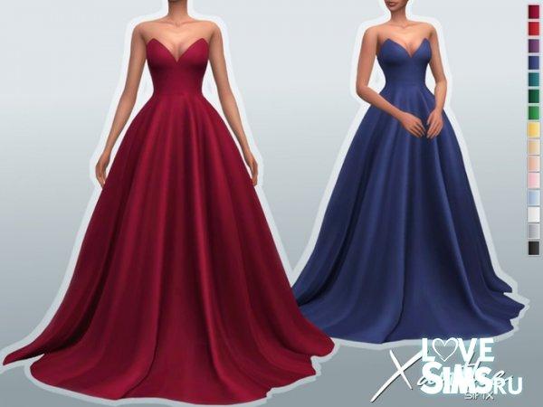 Платье Xanthe Gown от Sifix