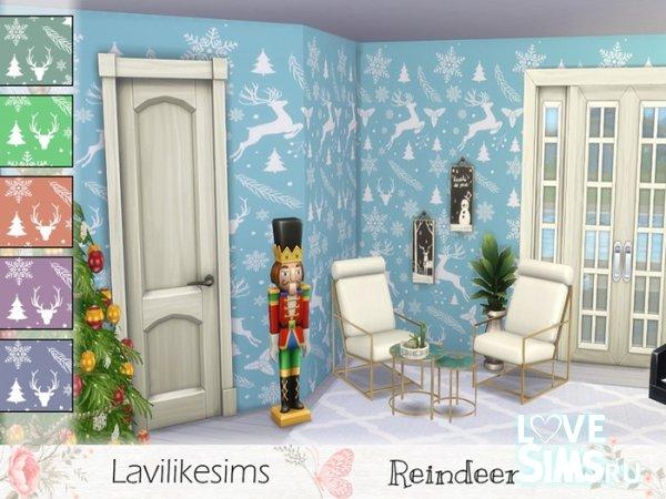 Обои Reindeer от Lavilikesims