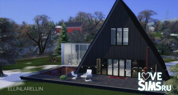 AGQ house by ellinlarellin