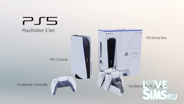 Sony PS5 от Simmerwellpupper