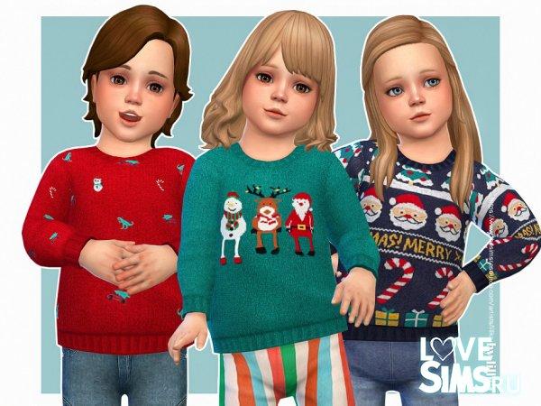 Свитер Cozy Winter Sweater 08