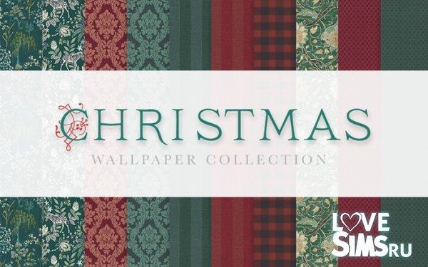 Обои Christmas Wallpaper Collection