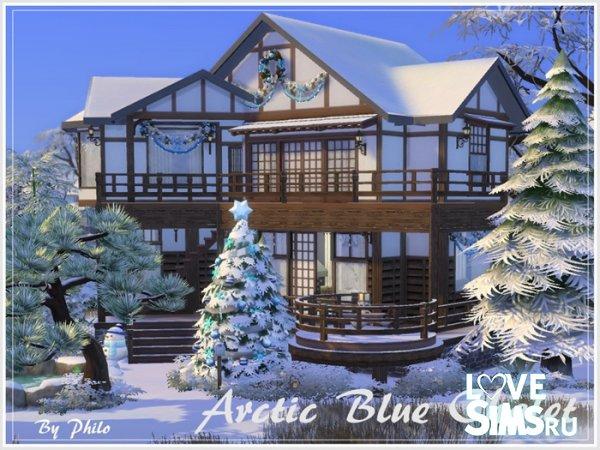 Дом Arctic Blue Chalet