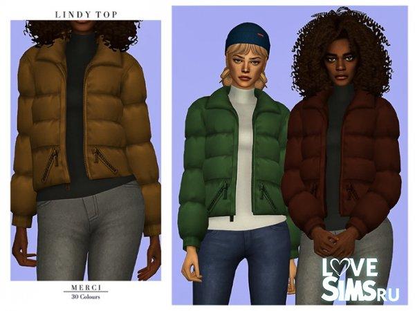 Куртка Lindy от -Merci-