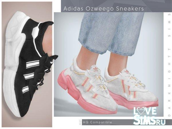 Кроссовки Adidas Ozweego Sneakers