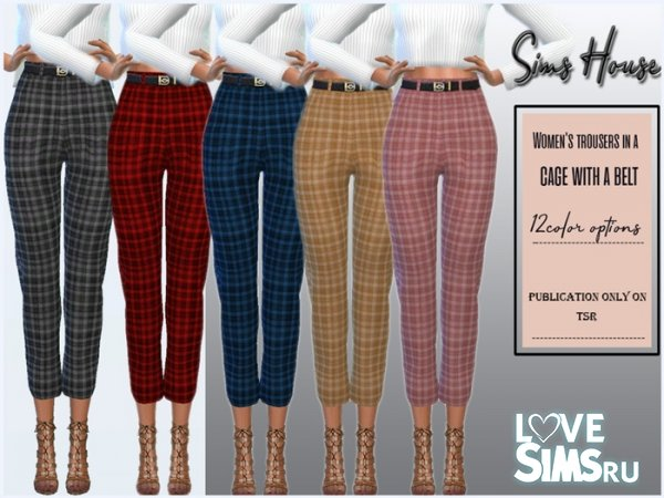 Брюки Women's trousers от Sims House