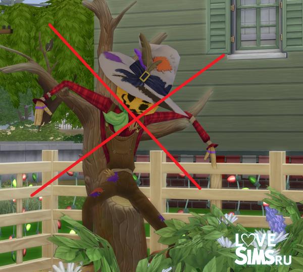 Пугало больше не будет висеть на своём дереве by Emil228