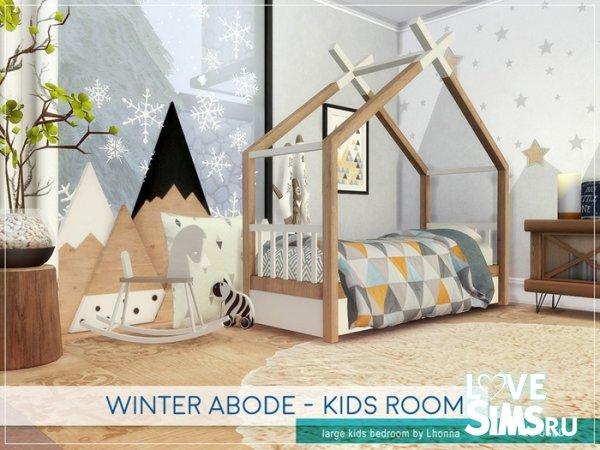 Детская Winter Abode от Lhonna
