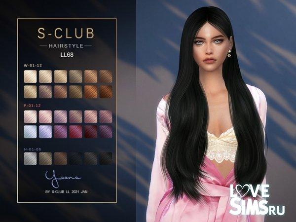Прическа Yana n68 от S-Club