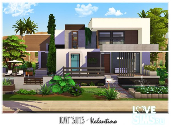 Дом Valentino от Ray_Sims