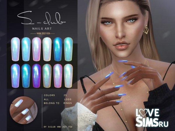 Маникюр Nails 202103 от S-Club