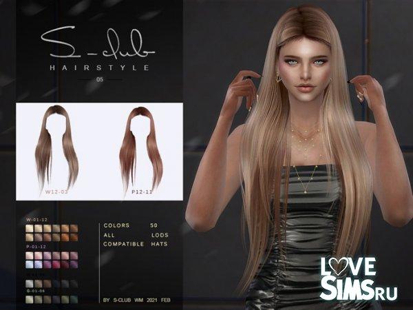 Прическа 202105 от S-Club