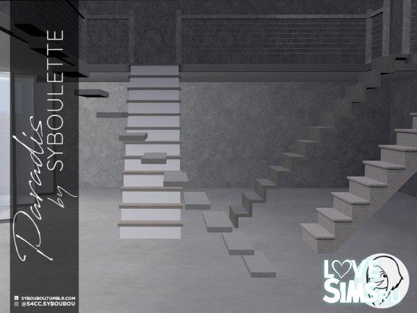Лестница Paradis set от Syboubou