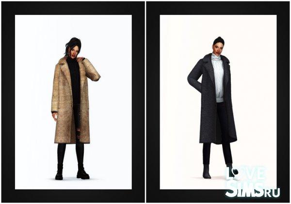 Пальто Fur Coat AF от Gorilla