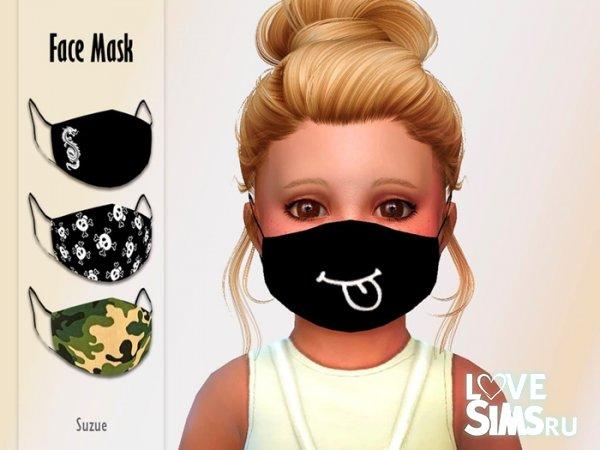 Детская маска Face Mask