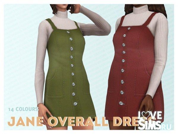 Сарафан Solistair Jane Overall Dress