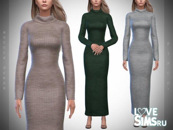 Платье Aurora Sweater Dress