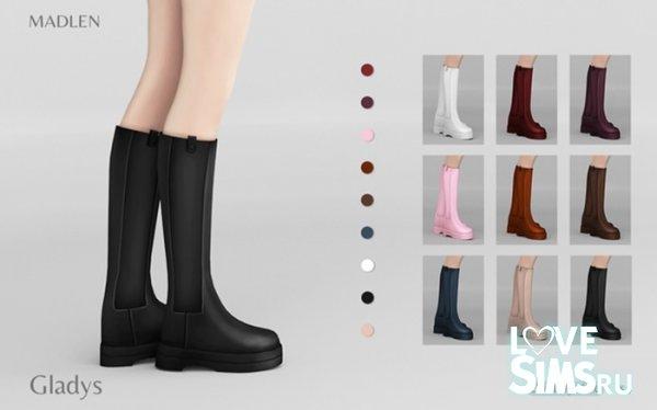 Сапоги Gladys Boots от Madlen