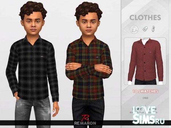 Рубашка FormalShirt01 от Remaron