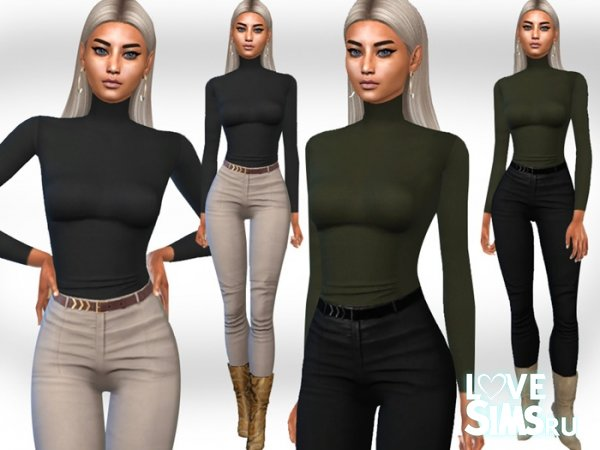 Female FullBody Casual Outfits